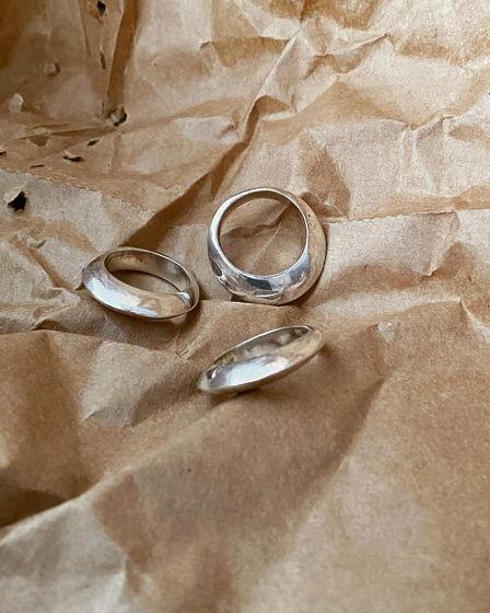 "парное кольцо ""Форас"""