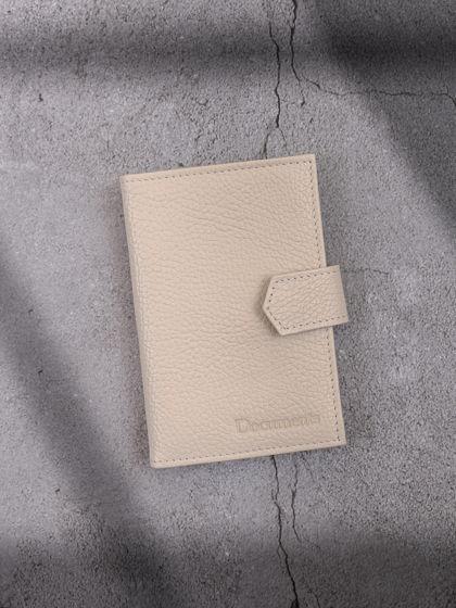 Обложка для автодокументов и паспорта Белый