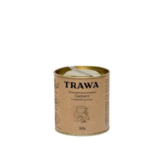 Кантуччи с Вишней на Меду от TRAWA, 50 гр