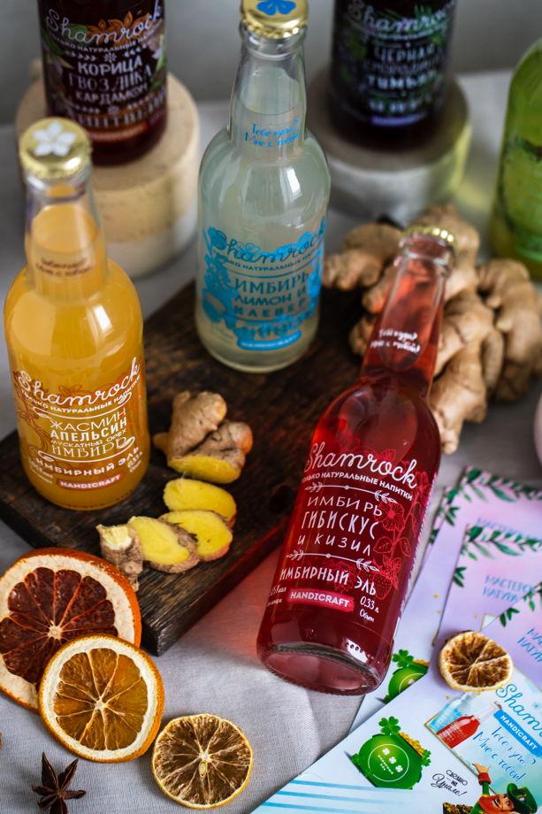 Набор лимонадов Shamrock 8 вкусов. Доставка бесплатная.
