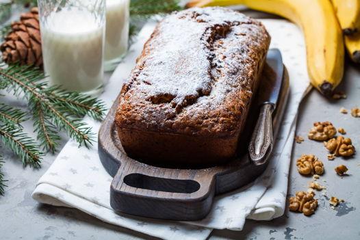 Тарелка для хлеба и выпечки из дуба