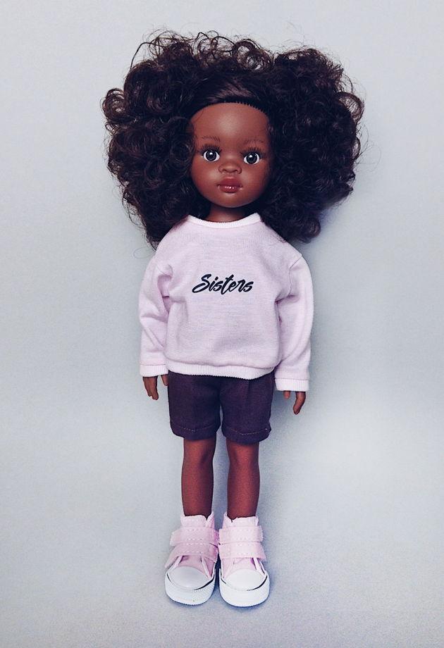 Виниловая кукла Нора