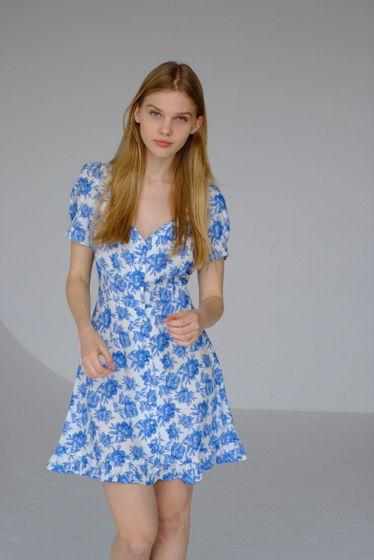 Мини платье Софи