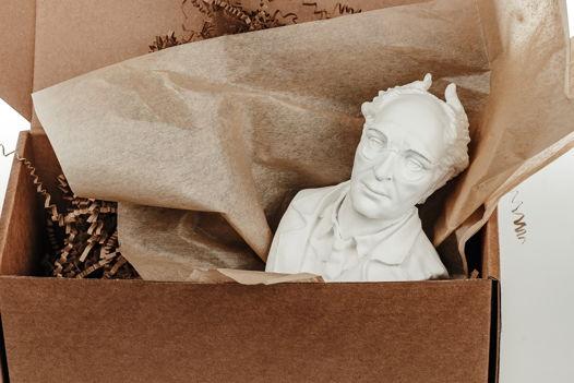Кабинетная скульптура-саше Иосиф Бродский