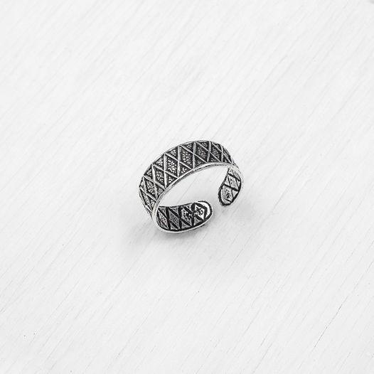 Кольцо на ногу и фалангу 04559