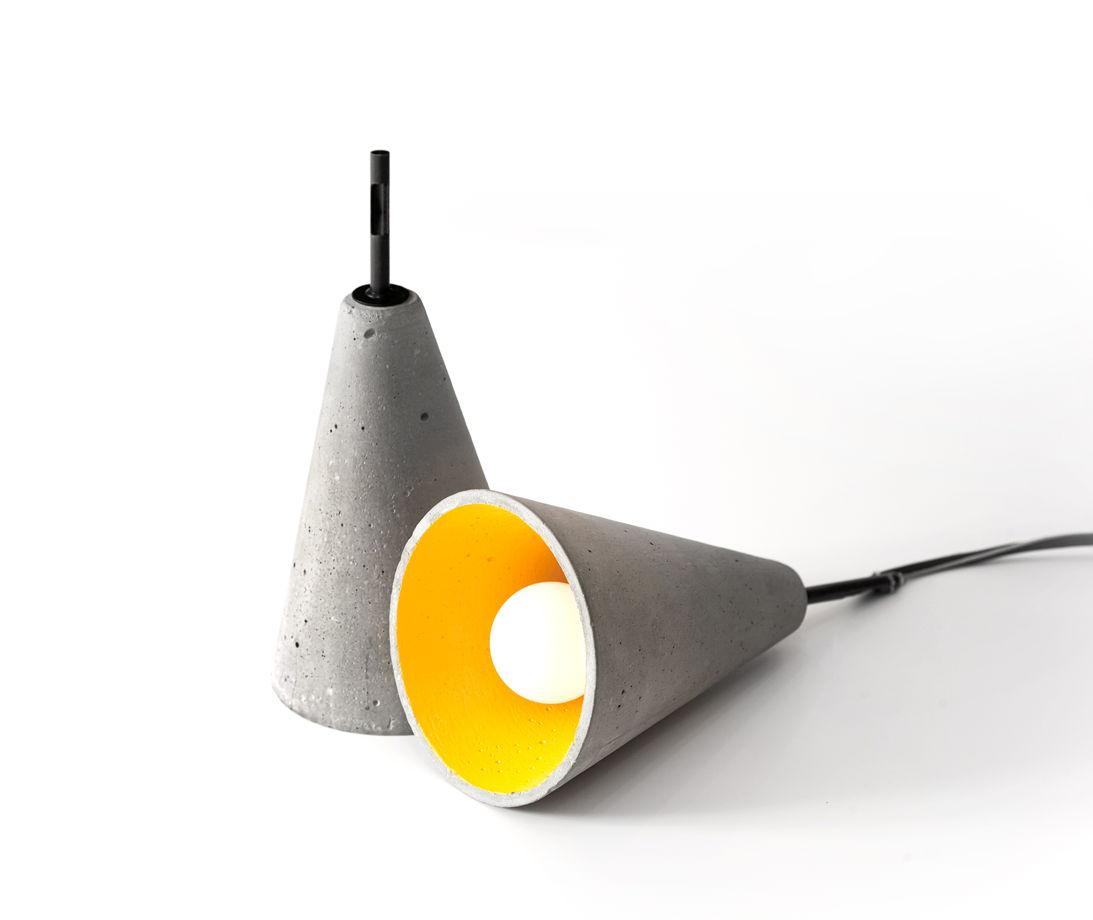 Светильник из бетона ROTR