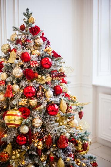 """Ёлка """"Рождество в Нью-Йорке"""""""