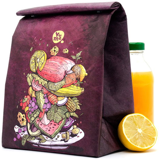 "Термосумка Youshi Lunch Bag ""Smorgasbord"" от YuMe"