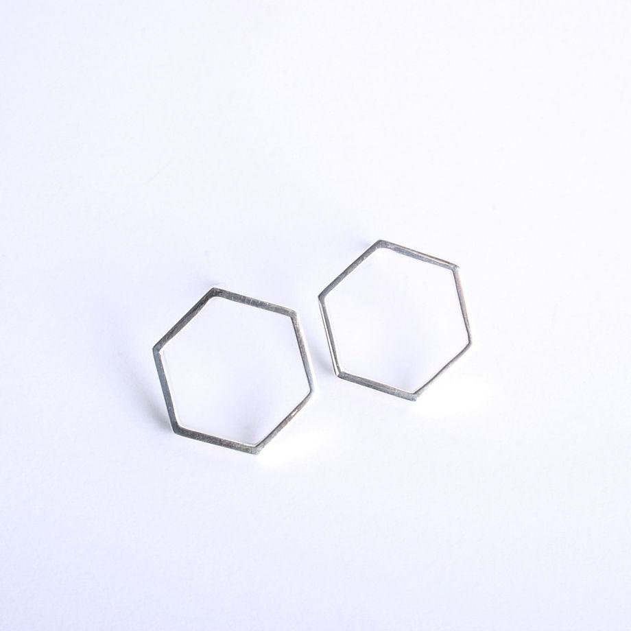 пусет-шестиугольник Honeycomb (1шт)