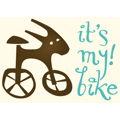 It's my bike