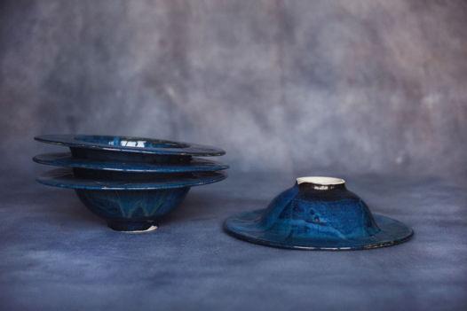 Тарелка-шляпа из серии Глубина, 27 см, 600 мл.