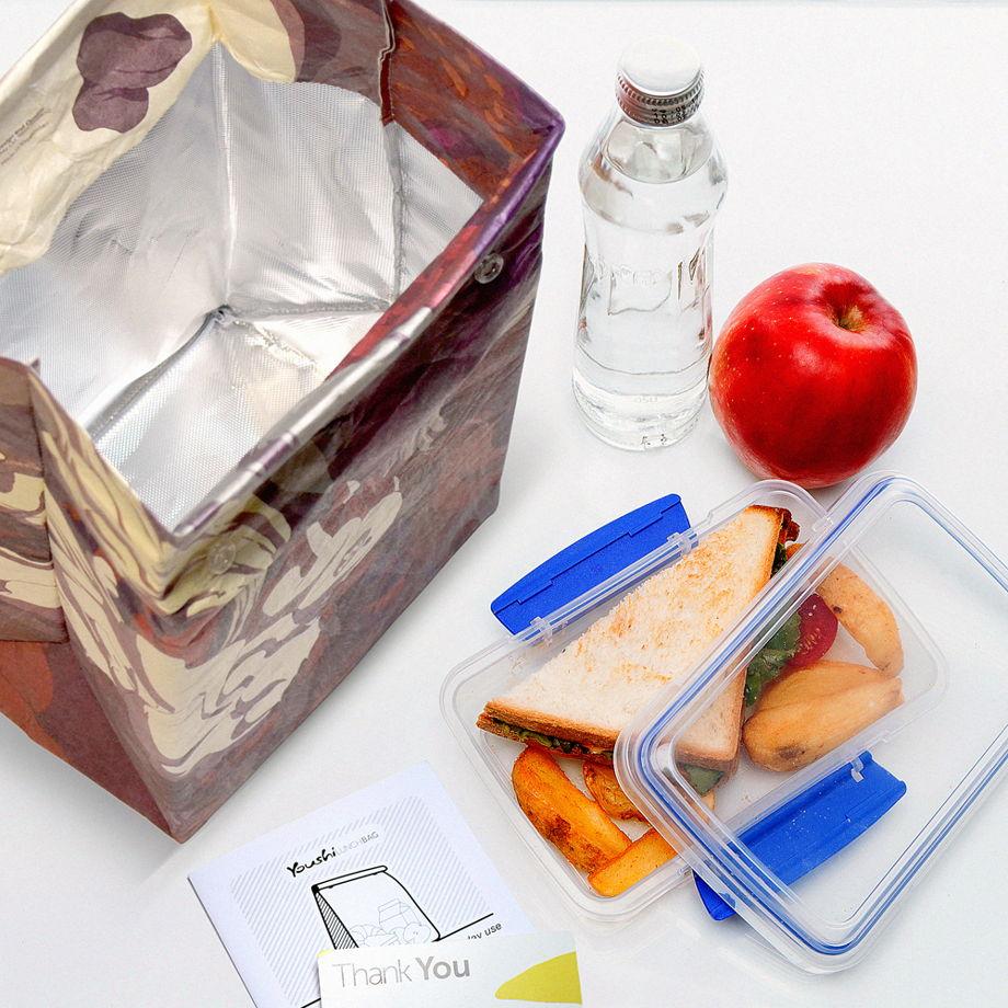 """Термосумка Youshi Lunch Bag """"Indulge"""" от YuMe"""