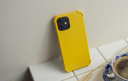 Биоразлагаемый чехол SOLOMA для iPhone 12/12 Pro Пыльца Бампер