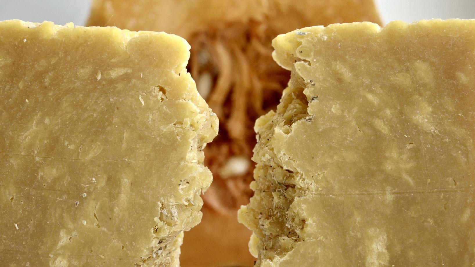 Натуральное мыло из тыквы