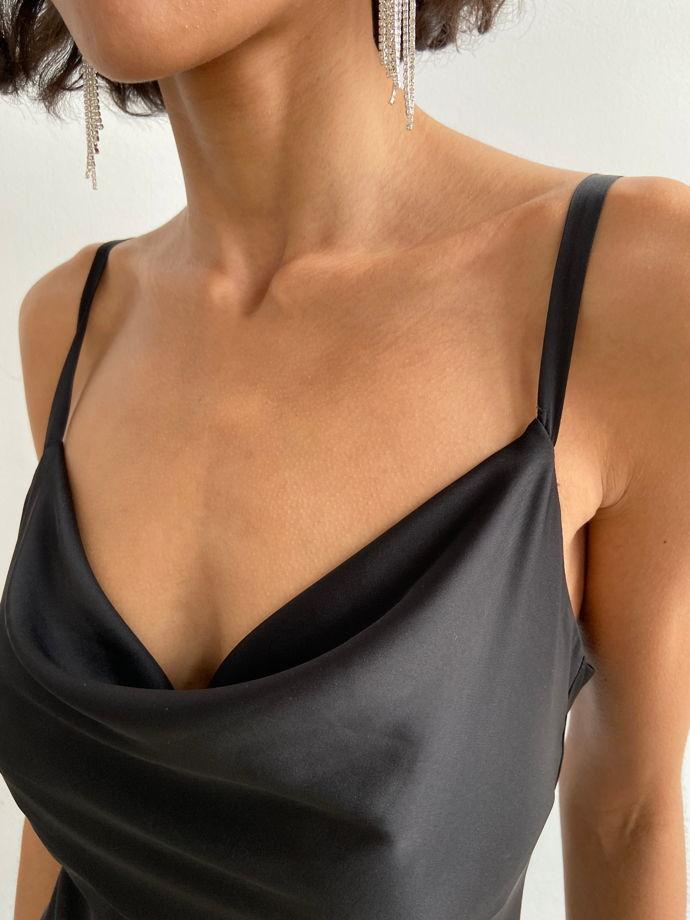 Платье - комбинация Black