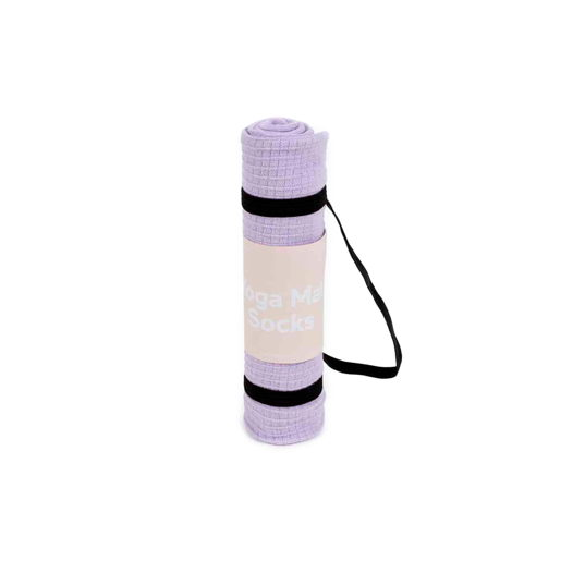 Носки в форме матраса для йоги DOIY Yoga Mat Socks - Purple