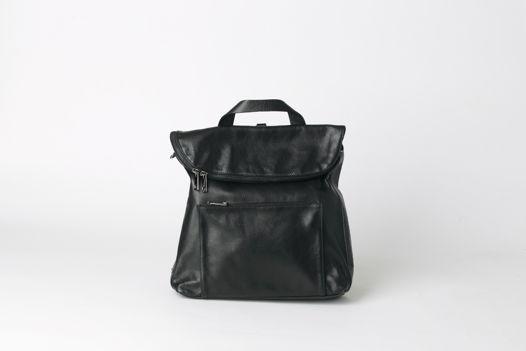 Кожаный рюкзак трансформер - POLARIS - Real leather backpack. В наличии в Москве