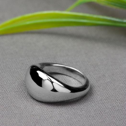 Серебряное кольцо Bulla