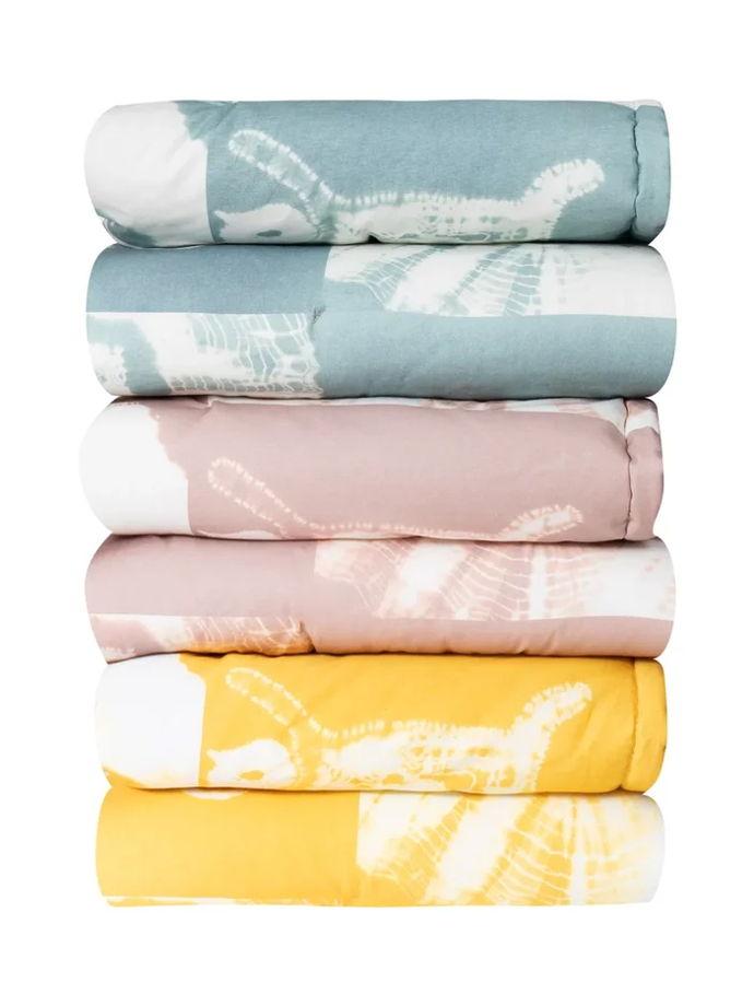 "Дизайнерское одеяло ""Azzurro"""