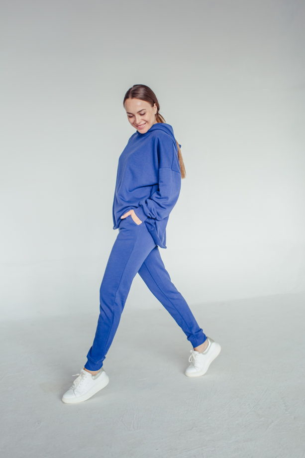 Женский спортивный костюм Deep blue
