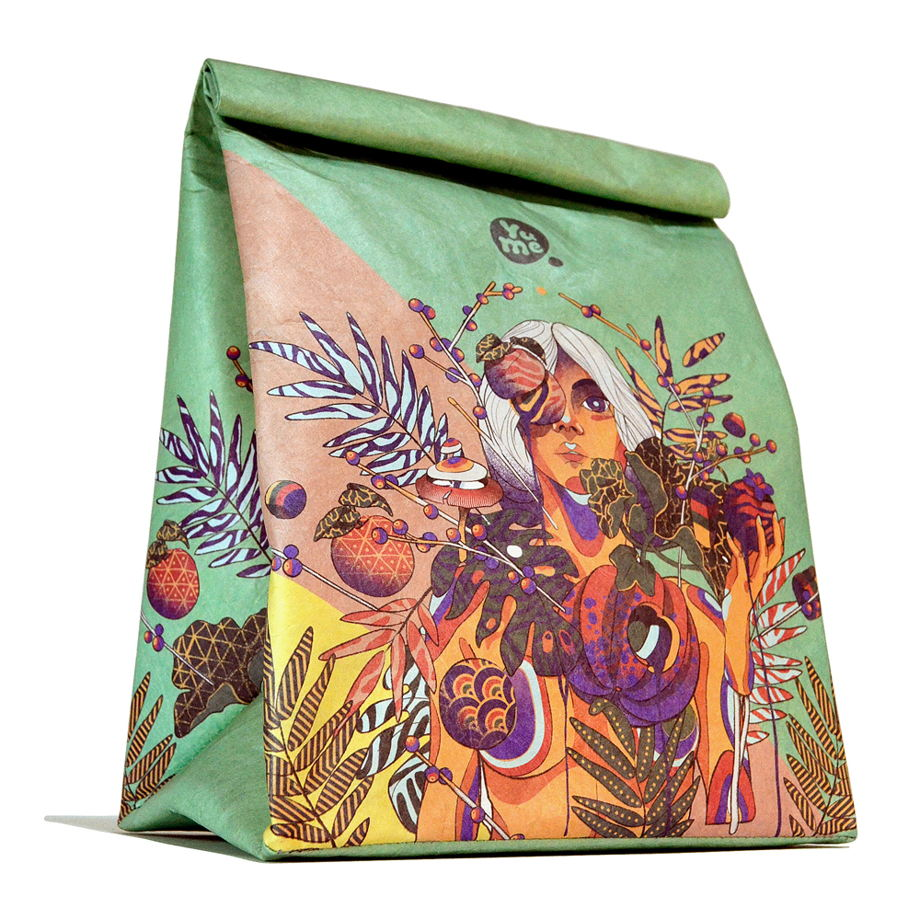 "Термосумка Youshi Lunch Bag ""Cornucopia"" от YuMe"