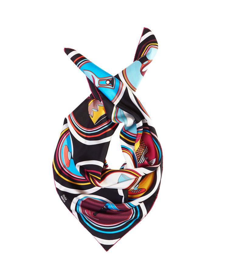 шелковый платок Рюмки