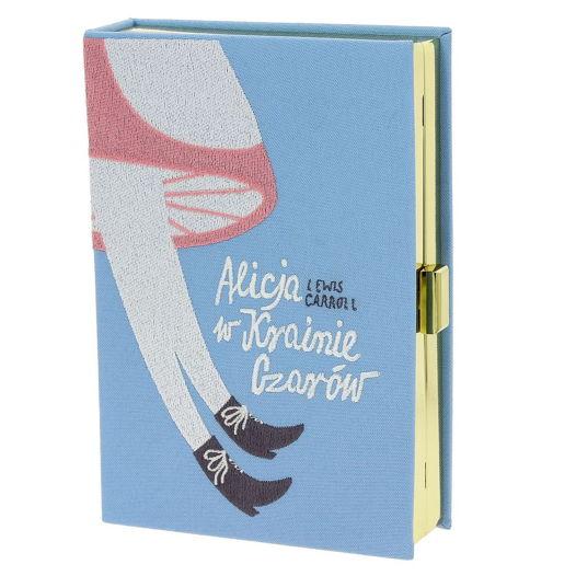 """Клатч-книга """"Алиса в стране чудес"""" 2"""