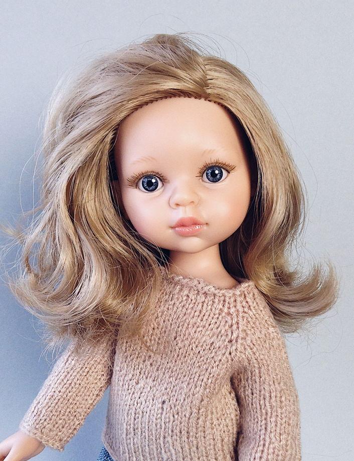 Виниловая кукла Карла
