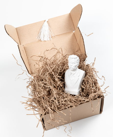 Кабинетная скульптура-саше Максим Горький