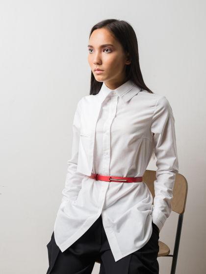 Блуза L.O. белая