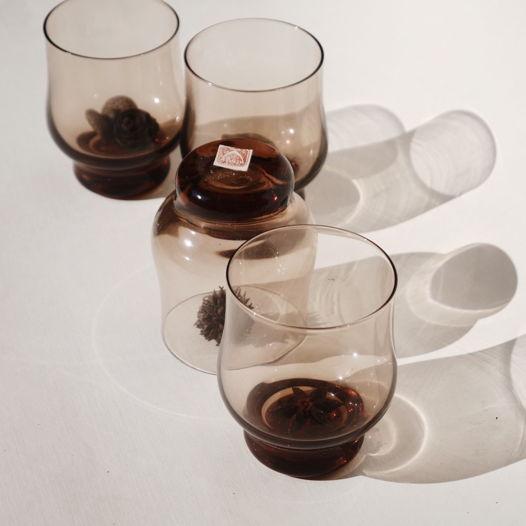 Сет из 6 стаканов в заводской упаковке. Неман