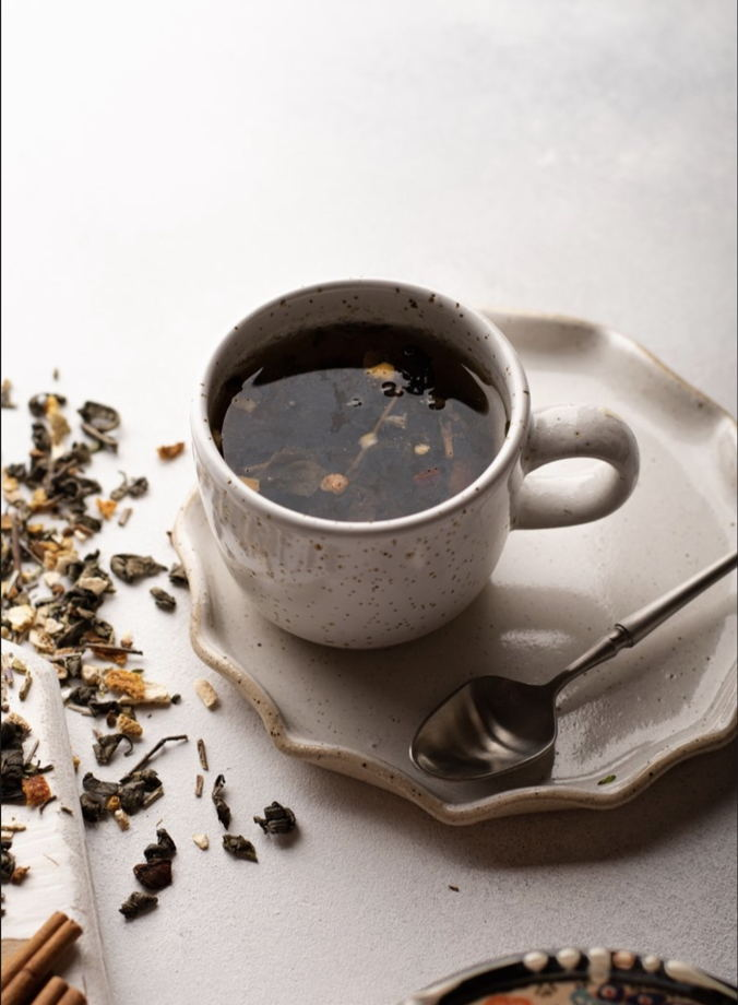 Зелёный чай с добавками «Марокканский чай»