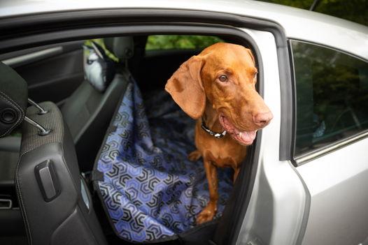 Подстилка для собаки в автомобиль
