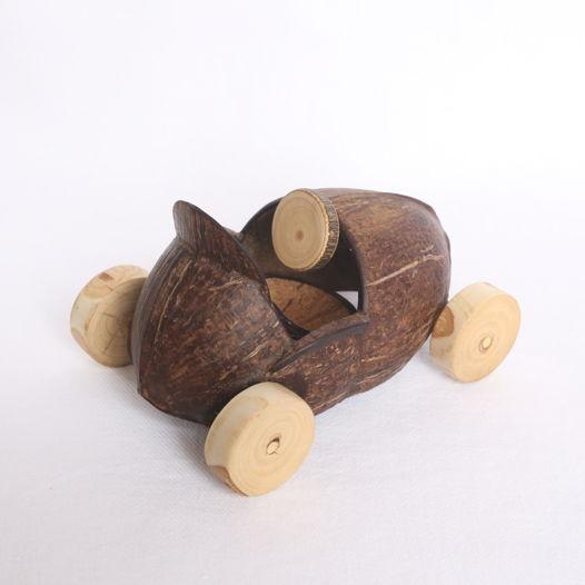Кокос-мобиль от Базюмбы