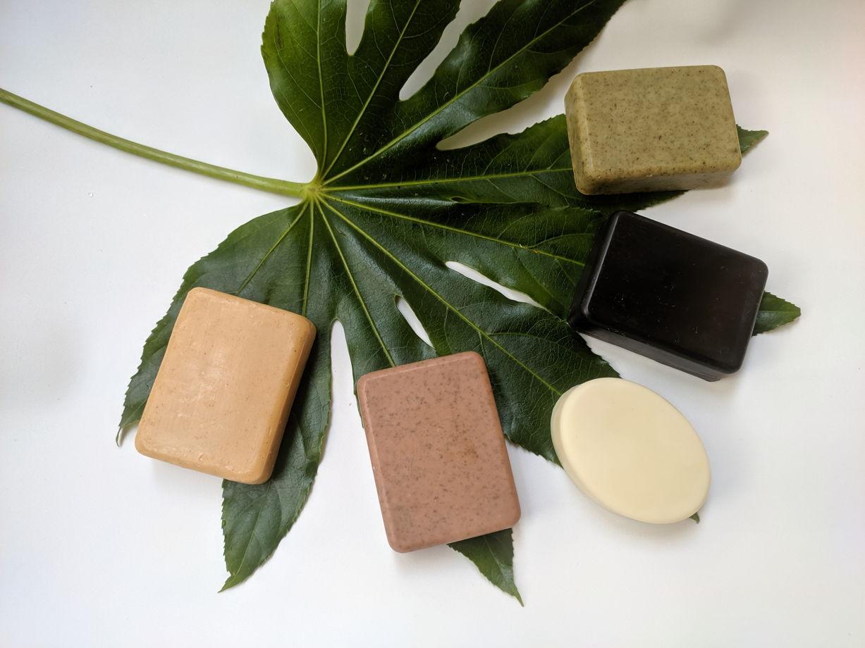 Мыло для тела шоколадное
