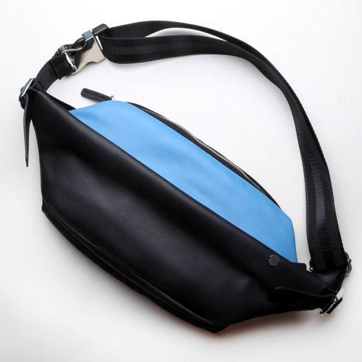 Кожаная поясная сумка  Guarda