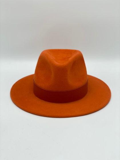 Фетровая шляпа Федора