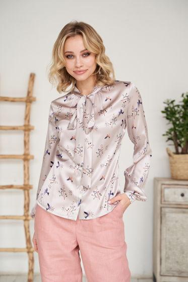 Блузка из натурального шелка Splensilk