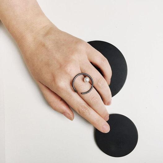 Кольцо Точка G