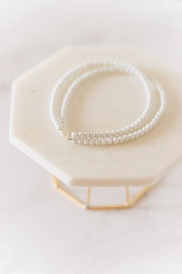 Cristal blanco - украшение на шею