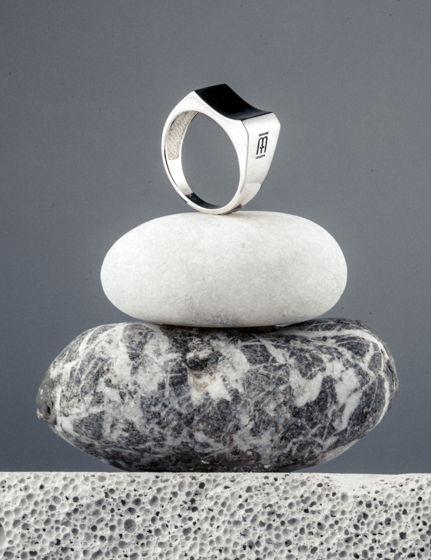 Серебряное кольцо Vero