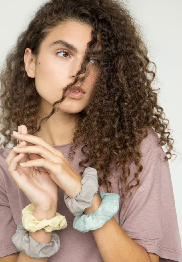 Набор резинок для волос в мешочке