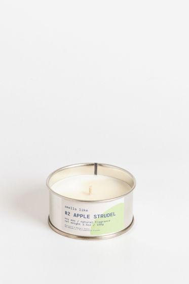 Свеча соевая Smells Like. #2 Apple Strudel, 100г