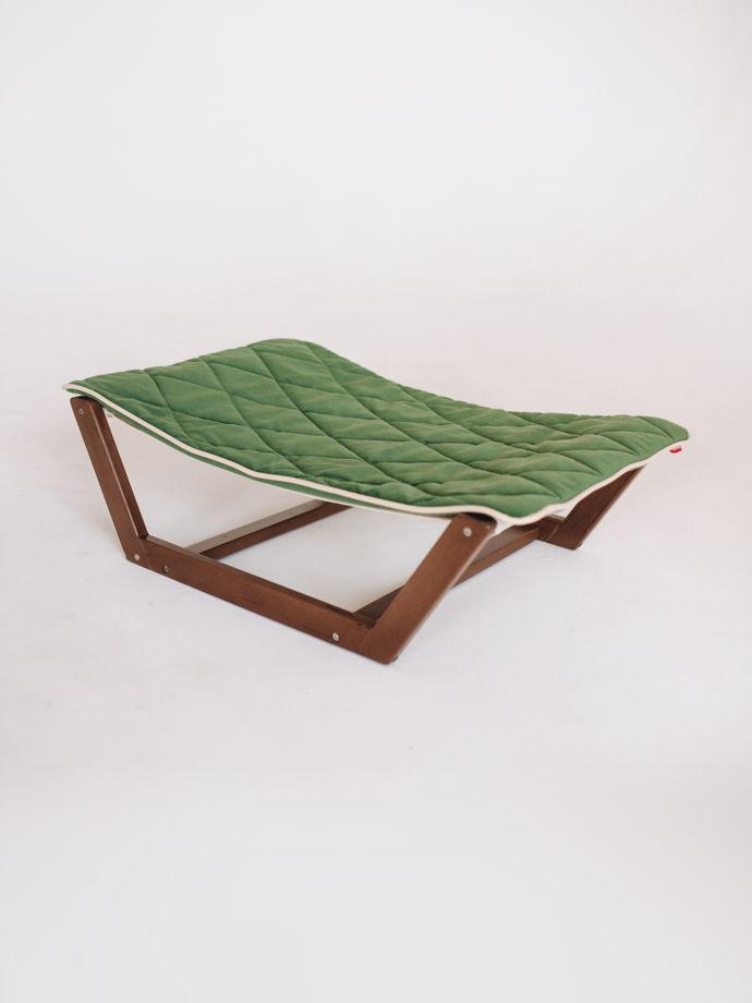 Лежанка-гамак HAMMOK   50х74   зеленый - GREEN GRASS