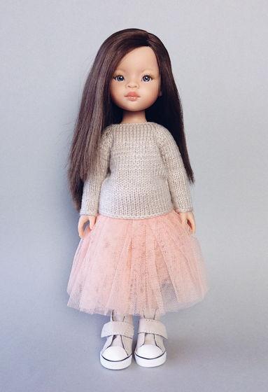 Виниловая кукла Мали