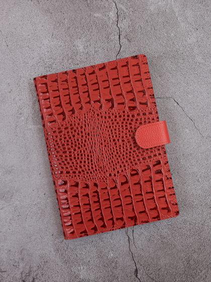 Мини-органайзер для документов А5 Кайман Красный