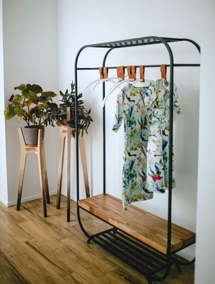 """Рейл для одежды """"Oak Shelf"""""""
