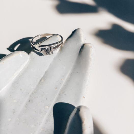 кольцо на палец ARROWS