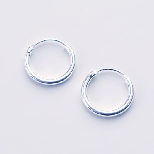 Серьги кольца D12