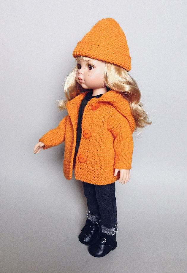 Виниловая кукла Даша